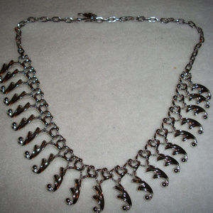 Sarah Coventry Vintage Runway Statement Necklace